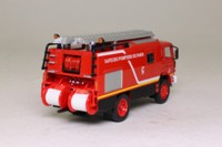 World Fire Engines Series #49; 1985 Renault  Fourgon d'Appri,, Fire Truck, France