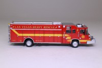 Fire Engines of the World Series #93; 2002 Pierce  Quantum Heavy Rescue Fire Truck, Las Vegas Heavy Rescue