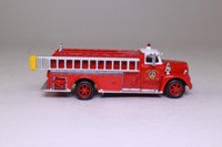Fire Engines of the World Series #92; 1953 International Fire Pumper; USA; North Babylon Volunteer Fire Co.