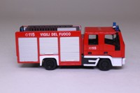 del Prado World Fire Engines Series #24, 2000 IVECO Magirus EuroFire Fire Engine, Vigili del Fuoco