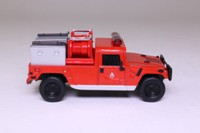 del Prado World Fire Engines Series #15; 1992 Hummer Forest Fire Engine, USA, Boise Idaho Fire Department