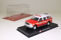 World Fire Engines Series: #119; 2004 Ford Excursion Fire Car, New York Fire Dept; USA