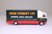 Corgi Classics GUP1531; Scania R Cab, 1:64 Scale; Rigid Curtainside; Eddie Stobart, VHS Video 'The Story of Eddie Stobart' included