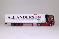 Corgi Classics CC12934; Scania Topline; Fridge Trailer, AJ Anderson Transport