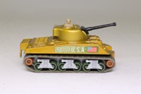 Matchbox King Size K-101/1; Sherman Tank