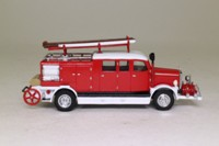 Matchbox Collectibles; YFE07; 1938 Mercedes KS15 Fire Engine