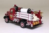 Matchbox Collectibles 96947; 1939 Bedford Fire Engine; 50th Anniversary of Matchbox