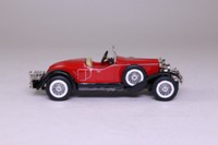 Models of Yesteryear YY014A/C; 1931 Stutz Bearcat