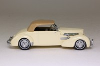 Matchbox Collectibles YY018A/C; 1937 Cord 812 Coupe