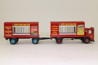 Corgi Classics 97889; AEC Ergomatic Cab; Chipperfield's Circus Animal Cages; Rigid Truck With Trailer