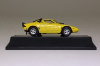 Atlas Editions 4 656 127; 1973 Lancia Stratos HF Stradale; Yellow