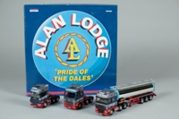 Alan Lodge 3 Truck Set, Pride of the Dales