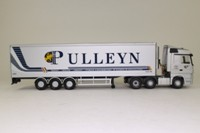 Corgi Classics CC13823; Mercedes-Benz Actros; Fridge Container; Pulleyn Transport Ltd