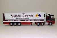Corgi Classics CC13820; Mercedes-Benz Actros; Fridge Trailer, Southbar Transport, Inchinnan, Scotland