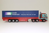 Corgi Classics CC14010; Volvo FH Artic; Curtainside Trailer, Pollock Scotrans Ltd / Smith Anderson