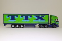 Corgi Classics CC12112; Renault Premium Artic (1:50); Box Trailer, TTX Warehousing & Distribution