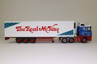 Corgi Classics CC13818; Mercedes-Benz Actros; Fridge Trailer, The Real McKay, Moray Firth, Scotland