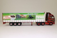 Corgi Classics CC14009; Volvo FH Artic; Curtainside Trailer, Phillips (Seahouses) Ltd / Rolawn