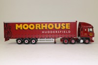 Corgi Classics CC13243; DAF XF Space Cab; Curtainside Trailer, Tom Moorhouse & Son Ltd