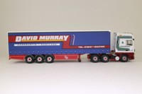 Corgi Classics CC13229; DAF XF Space Cab; Curtainside Trailer, David Murray, Carnoustie, Scotland