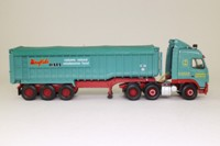 Corgi Classics CC12429; Volvo FH Artic; Bulk Tipper; Cooper Buckley Ltd, Mornflake Oats