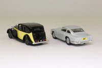 Corgi Classics TY95902; James Bond: Goldfinger 2 Pce Set; Aston Martin DB5 & Rolls Royce Sedanca DeVille