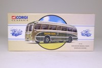 Corgi Classics 97179; Burlingham Seagull Coach; Banfield's Coaches, Walworth Road