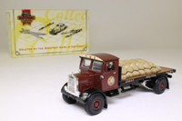 Matchbox Collectibles YYM36831; Scammell Pioneer Flatbed; Sacks Load, Great Western Railway