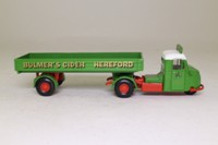 Corgi Classics 15202; Scammell Scarab; Artic Dropside With Barrel Load, Bulmer's Cider