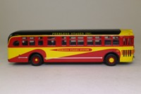 Corgi Classics 54104; GM Old Look Bus; GM 4509; Peerless Stages System; 4 San Jose
