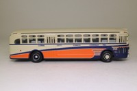 Corgi Classics 54103; GM Old Look Bus; GM4507 Lionel City, Chesterfield via Mount Clemens & East 38th St