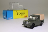 A Century of Cars: 12. Corgi 1962 Land-Rover Series 2 88in Truck Cab