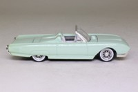 A Century of Cars: 39. Solido 1961 Ford Thunderbird Cabriolet