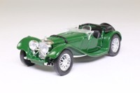 A Century of Cars: 21. Solido 1938 Jaguar SS100 Roadster
