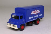 Vanguards VA6001; Ford Thames Trader Box Van; Birds Eye