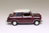 Matchbox Collectibles VEM05-M; 1962 Wolseley Hornet; Maroon & White