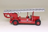 Atlas Editions Fire Engines; 1937 Leyland TLM Fire Engine Turntable Ladder