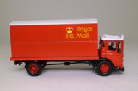 Corgi Classics Code 3; AEC Ergomatic Cab; 4 Wheel Rigid Box Van, Royal Mail