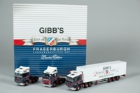 Gibb's of Fraserburgh 3 Truck Set