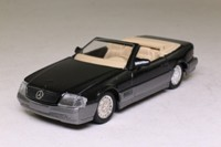 A Century of Cars: 40. Solido 1990 Mercedes-Benz 500SL
