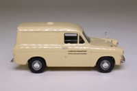 Vanguards VA00416; Ford Anglia Van; London Transport Works and Building