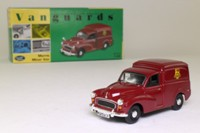 Vanguards VA01119; Morris Minor Van; British Railways