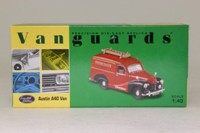 Vanguards VA00316; Austin A40 Van; Thames Valley Traction, Publicity Dept
