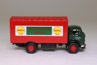 Vanguards VA28000; Commer Box Van; Shell Electrical Oil Service