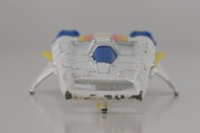 Corgi 13-C; Buck Rogers Starfighter; White Body And Base
