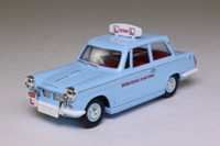 Vanguards VA5001; Triumph Herald; British School Of Motoring