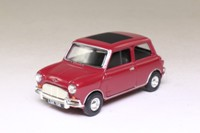 Vanguards VA01309; Morris Mini; Cherry Red