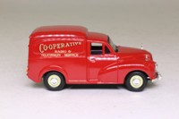 Vanguards VA01122; Morris Minor Van; Co-operative Society Radio & Television