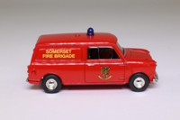 Vanguards VA14012; Austin Mini Van; Somerset Fire Brigade