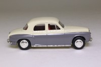 Vanguards VA19008; Rover P4; Ivory and Grey, reg: JNX124